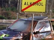 Auto, Alkohol, dpa