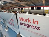 Modernisierung von Flughafen Tegel