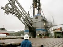Pilotprojekt zu Geothermie