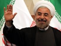 Iran Hassan Rohani Präsident
