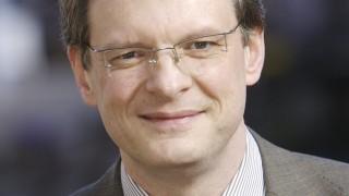 Thomas Wollenweber ist Bürgermeister in Annweiler am Trifels