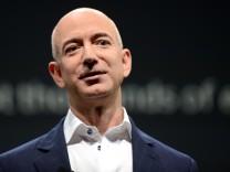 Jeff Bezos, Amazon, Washington Post