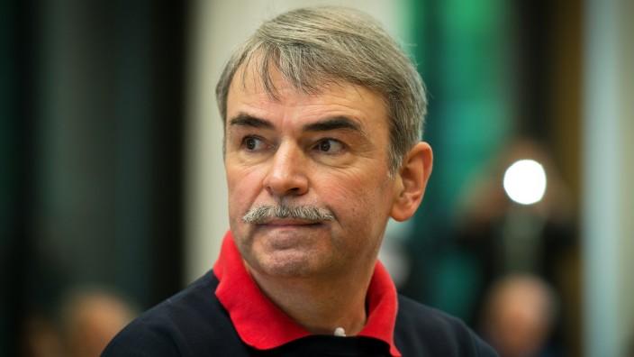 Gustl Mollath Testifies In Bavarian Parliament