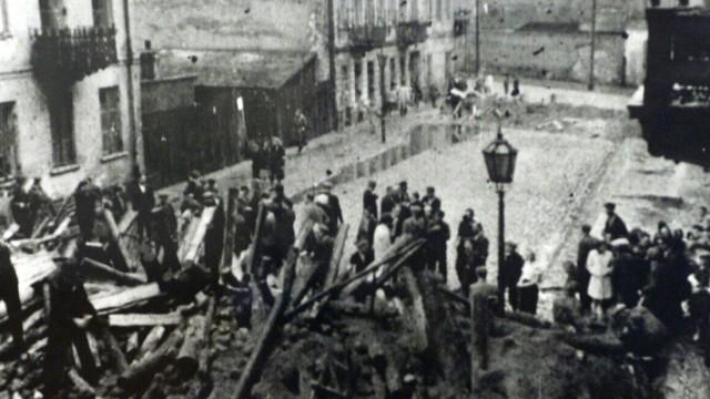 Reportage: Warschauer Aufstand