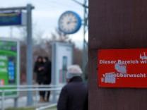 Eichenau: Video-Ueberwachung am S-Bahnhof