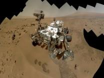 Marsroboter Curiosity