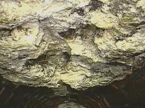 Fettklumpen im Abwassersystem