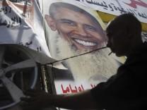 Die USA haben in Ägypten an Ansehen verloren.
