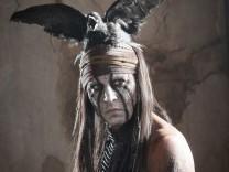 Kinostarts - 'Lone Ranger' mit Johnny Depp