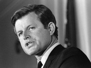 Ted Kennedy, AFP