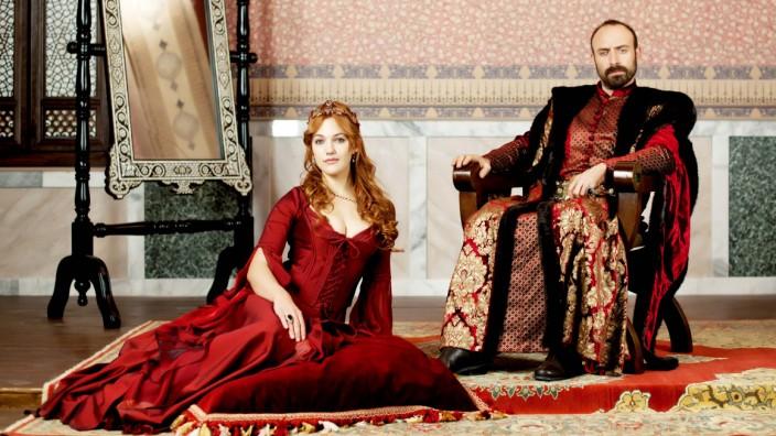 """Die Soap-Opera """"Das prächtige Jahrhundert"""" im türkischen Fernsehen"""