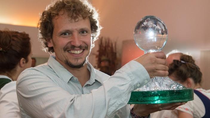 Marcus Rosenmüller erhält Dialektpreis