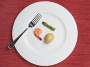 Lebensmittelallergie, Essen, Ernährung, Teller; iStockphotos