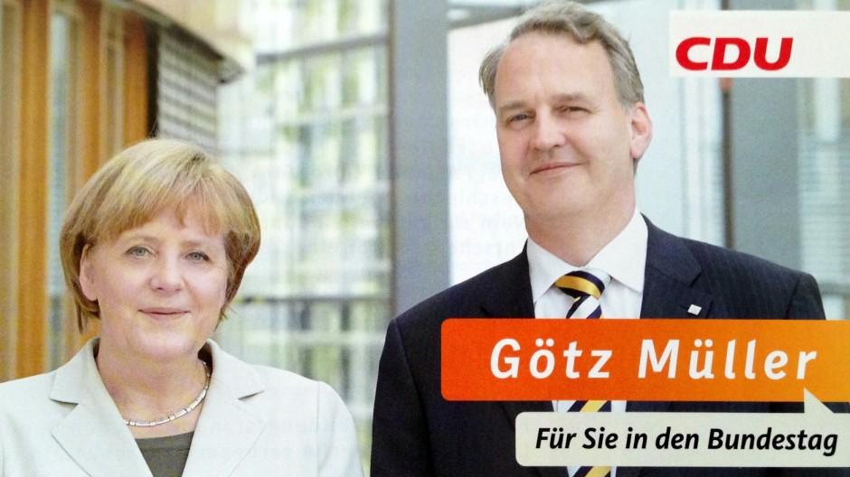 Götz Müller CDU Berlin Friedrichshain-Kreuzberg Direktkandidat