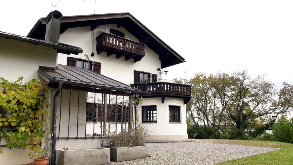 Hans Albers-Villa in Garatshausen, 2004
