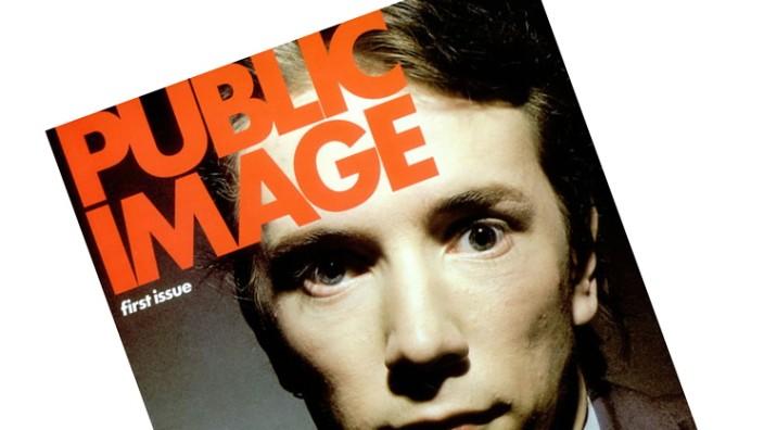 """Album """"First Issue"""" von Public Image Limited mit dem ehemaligen Sex Pistols-Sänger John Lydon"""