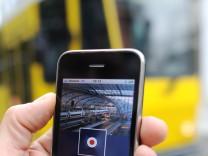 BVG führt Handyticket flächendeckend ein