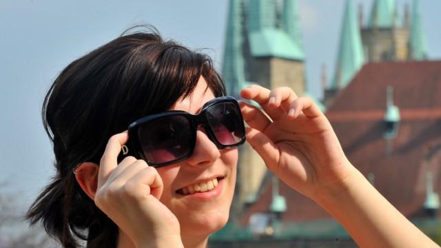 Sonnenbrille Sonne