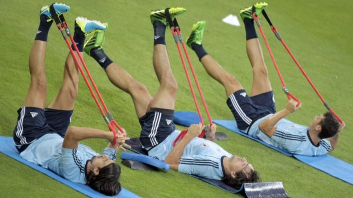 Deutschland - Paraguay - Training