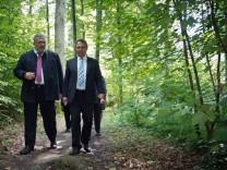 Bundesinnenminister Hans-Peter Friedrich (CSU) zu Besuch in Freising