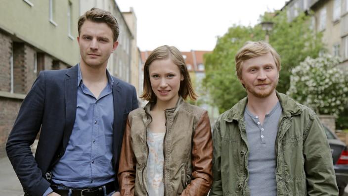 Alina Levshin Benjamin Kramme Friedrich Mücke Tatort Erfurt