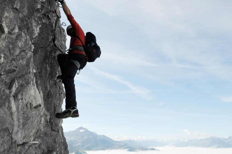 Klettersteig Schweiz : Klettersteig tälli gadmen dolomiten u entdecke und erlebe
