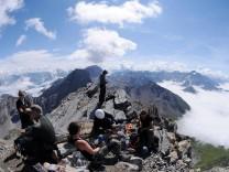Klettersteig Graubünden : Klettersteig in der schweiz: adrenalinschübe über savognin reise