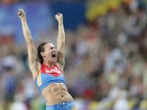 Leichtathletik-WM Moskau