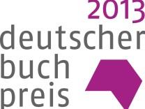 Literatur Logo des Deutschen Buchpreises 2013