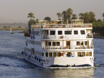 Ägypten Nil Nil-Kreuzfahrt Luxor Kairo
