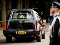 Beerdigung Prinz Friso