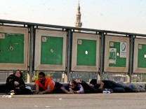 Friday protest in Cairo