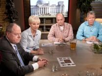 'Meine Wahl - an einem Tisch mit Peer Steinbrück'
