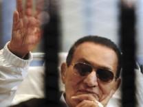 Hosni Mubarak, Ägypten
