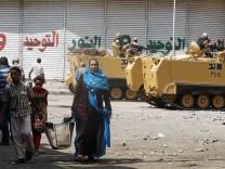 Ägypten Konflikt Muslimbrüder Militär Haltung des Westens Entwicklungshilfe