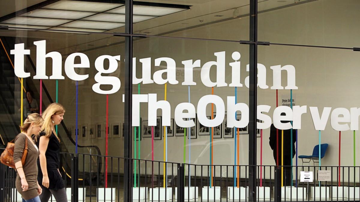 """Geheimdienst zwang """"Guardian"""", Snowden-Daten zu löschen"""