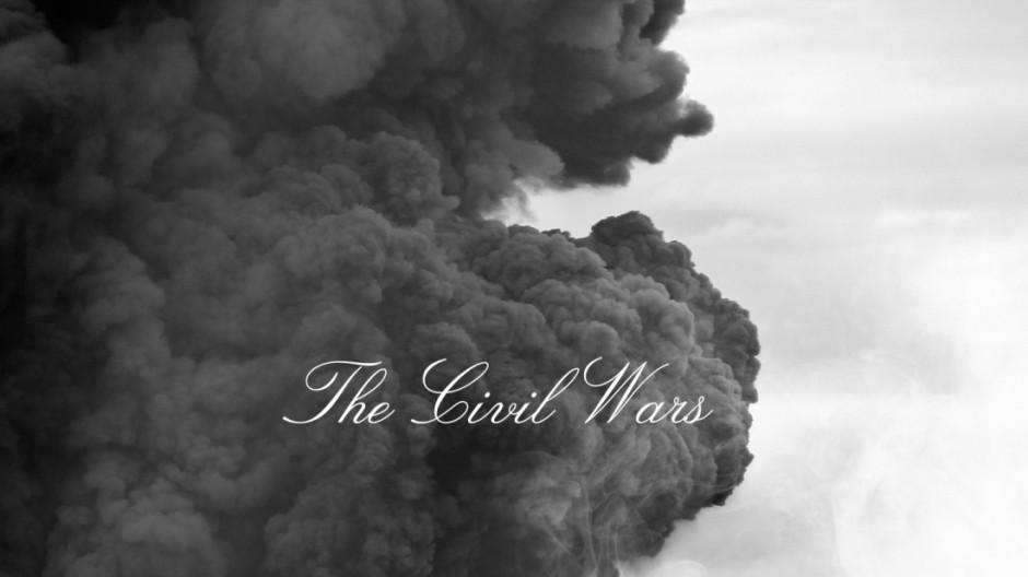 """Das Album """"The Civil Wars"""" von dem Duo The Civil Wars"""