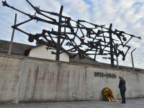 Merkel besucht Dachau