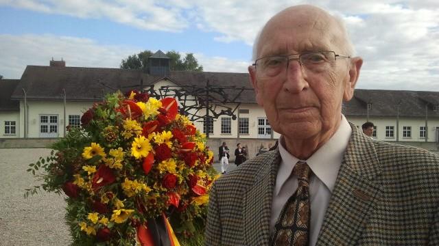 Vladimir Feierabend KZ Überlebender Dachau