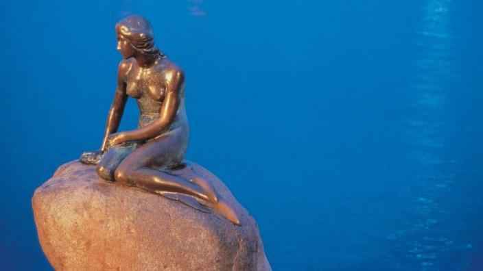Kleine Meerjungfrau feiert 100. Geburtstag