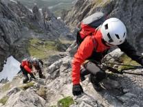 Mindelheimer Klettersteig Unfall : Klettersteig aktuelle themen nachrichten süddeutsche