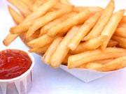 Pommes frites; iStockphotos