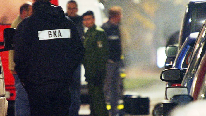 Mutmaßliche Terroristenwohnung in Berlin-Neukölln durchsucht