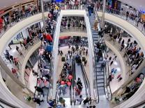 Bruttoinlandsprodukt - Einkaufszentrum