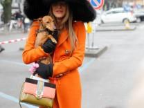 Street Style Day 5 - MFW F/W 2013