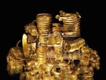 Goldfund; Goldschatz von Gessel