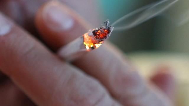 Chor, Zigarette