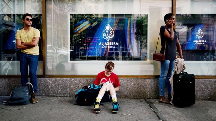 Al Jazeera America to hit US airwaves