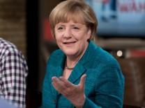 Meine Wahl RTL Angela Merkel