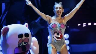 Miley Cyrus VMA Skandal MTV